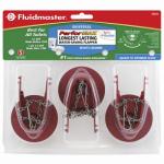 Fluidmaster 502R3P4 3PK 502 Toilet Flapper