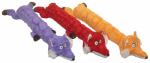 Multipet International 72608S L Fox Dog Toy ASSTD