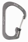 Nite Ize CSL2-11-R6 SlideLock Carabiner #2-Stainless