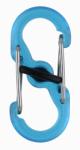 Nite Ize LSBPM-03T-2R3 S-Biner MicroLock Polycarbonate - 2 Pack - Blue