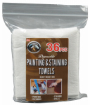 Sandler Brothers 146036 Paint&Stain Towels