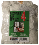 Sandler Brothers 216004 4# Recycled Bar Towels