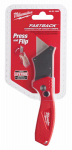 Milwaukee Electric or Electrical Tool 48-22-1906 Fastback Compact Flip Utility Knife