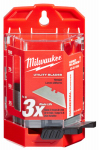 Milwaukee Electric or Electrical Tool 48-22-1950 Utility Blades With Dispenser, 50-Pc.