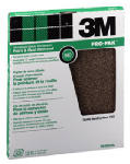 3M 99401 Sandpaper, Aluminum Oxide, 220-Grit, 9-In. x 11-Ft., 25-Ct.