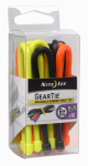 Nite Ize GTPP6-A1-R8 Gear Tie ProPack, 6-In., 12-Pk.