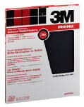 3M 99420 Silicon Carbide Sandpaper, 400-Grit, 9 x 11-In., 25-Ct.