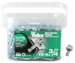 Itw Brands 21322 450PK #10x3/4 Hex Screw