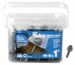 "Itw Brands 21401 360PK #9x1"" Roof Screws"