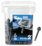 "Itw Brands 21427 150PK #8x3/4""Hex Screws"