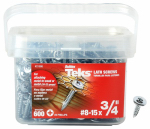 "Itw Brands 21506 600PK #8x3/4""Lath Screw"