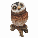 Design House 302810 Curious Owl Statue
