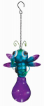 Regal Art & Gift 11256 Purp Firefly Lantern