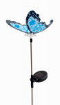 Headwind Consumer Products 830-1420 LED Solar Stake Light, Butterfly Topper