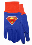 Midwest Quality Gloves SFS102T Superman Jersey Gloves