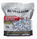 Rust-Oleum 312449 LB GRY Blend Color Chip
