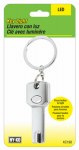 Hy-Ko Prod KC198 SLV LED Key LGT/Chain