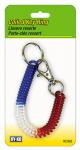 Hy-Ko Prod KC363 RED/WHT/BLU Keychain