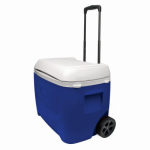 Igloo 45813 Island Breeze Roller Cooler, 60-Qt.