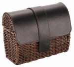 Huffy Bicycles 00767BK Cruiser Parkside Handlebar Basket