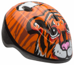 Bell Sports 7073340 Boys' Orange Tiger Zoomer Bicyle Helmet