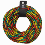 Unified Marine 2336001 4 Rider Tube Tow Rope