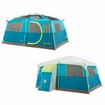 Coleman 2000029969 8Pers Tenaya Cabin Tent
