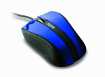Lifeworks Technology Group IH-M1020N Precision USB Desktop Mouse, Blue