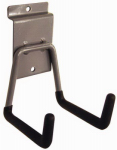 Crawford Prod Div Of Jarden Safety ST2H Short Arm Hook Tool Hanger, Zinc-Plated Steel
