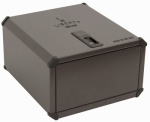 Liberty Safe & Security Prod HDX-250 Biometric Smart Vault, Gray Marble, .54-Cu. Ft.