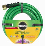 Swan Products CMGUL12025CC Garden Hose, Ultra Lightweight, 1/2-In. x 25-Ft.