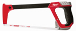 Milwaukee Electric or Electrical Tool 48-22-0050 High-Tension Hacksaw, Reinforced Metal Frame, 12-In.