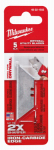 Milwaukee Electric or Electrical Tool 48-22-1933 Drywall Utility Blades, 5-Pk.