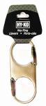 Hy-Ko Prod KHO736 DBL S Biner Keychain