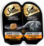 Mars Petcare Us 10119301 Sheba 2.6OZ Chick Food