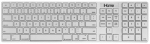 Lifeworks Technology Group IMAC-K121S Mac Keyboard, Full-Size, Silver