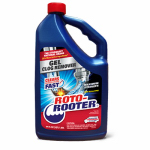 Cr Brands 00206 64OZ ROTO-ROOTER GEL CLOG REMOVER