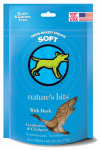 Multipet International 68001 Nat 6OZ Pean Dog Treat