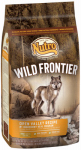 American Distribution & Mfg 12048 Wild Frontier Dog Food, Dry, Chicken, 4-Lb. Bag