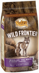 American Distribution & Mfg 12050 Wild Frontier Dog Food, Dry, Woodland Trail, 4-Lb. Bag