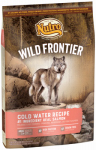 American Distribution & Mfg 12051 Wild Frontier Dog Food, Dry, Salmon, 24-Lb. Bag