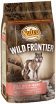 American Distribution & Mfg 12052 Wild Frontier Dog Food, Dry, Salmon, 4-Lb. Bag
