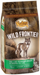 American Distribution & Mfg 12054 Wild Frontier Dog Food, Dry, Lamb, 4-Lb. Bag