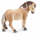 Schleich North America 13754 BRN/WHT Fjord Hors Mare