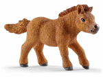 Schleich North America 13777 BRN Mini Shetty Foal