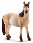 Schleich North America 13806 Tan Mustang Mare