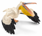 Schleich North America 14752 WHT Pelican