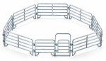 Schleich North America 41420 GRY Corral Fence