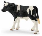 Schleich North America 13798 BLK/WHT Holstein Calf