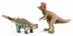 Schleich North America 41426 2PC Small Dinosaur Set